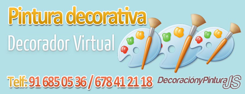 Decorador virtual Pintores Madrid