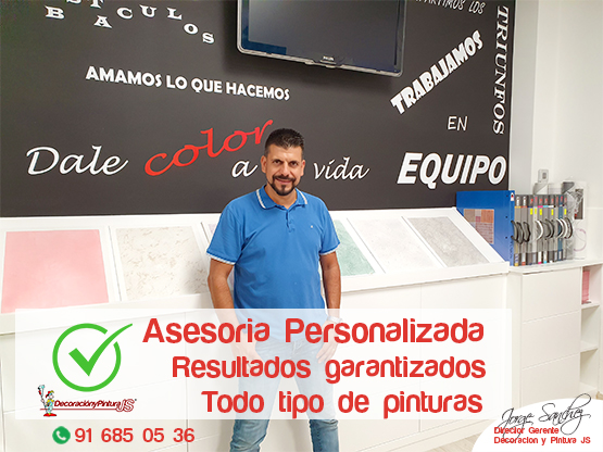 Pintores Madrid profesionales